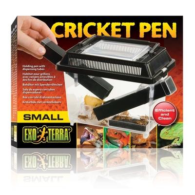 Exo Terra Cricket Box - Behälter für Grillen, mit Spenderröhrchen