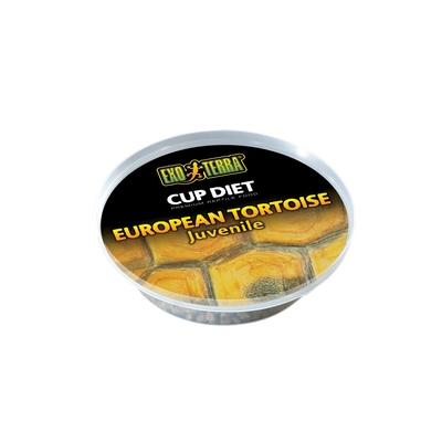 Exo Terra - Diet Cups (für junge u. erwachsene europ. Schildkröten)