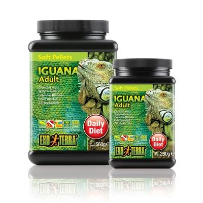 Exo Terra Futter -  Soft Pellets für Leguane