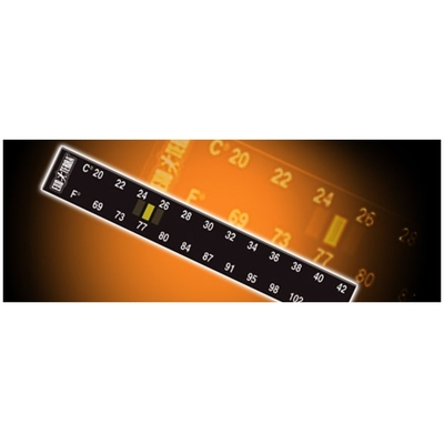 Exo Terra -  Liquid Crystal Thermometer Preview Image