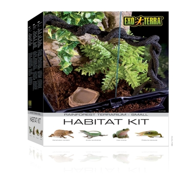 Exo Terra -  Rainforest Habitat Kit