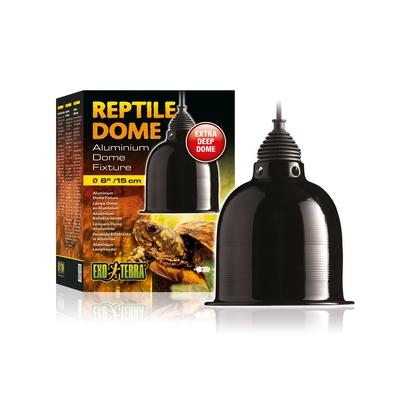 Exo Terra Reptile Dome - Aluminium Reflektorlampe