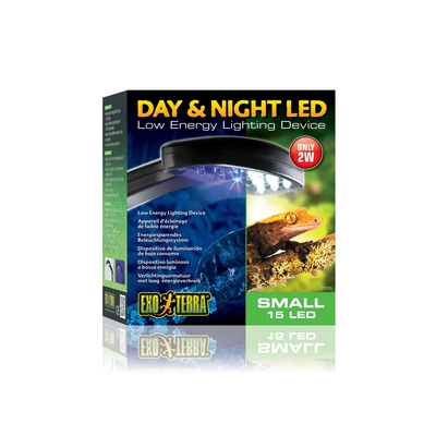 Exo Terra - Tag und Nacht LED Beleuchtung