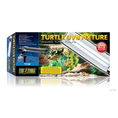 Exo Terra - Turtle Lampenhalter, inkl. UVB Lampe