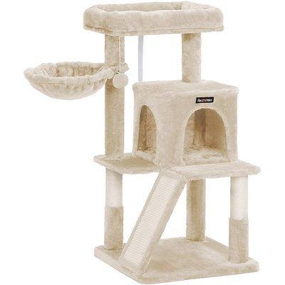FEANDREA Katzenbaum, Kletterturm für Katzen mittel