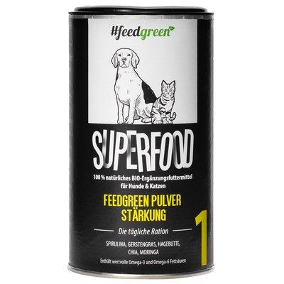 FeedGreen Superfood Pulver für Hunde und Katzen