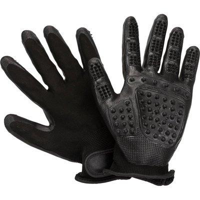 TRIXIE Fellpflege-Handschuhe für Links- und Rechtshänder