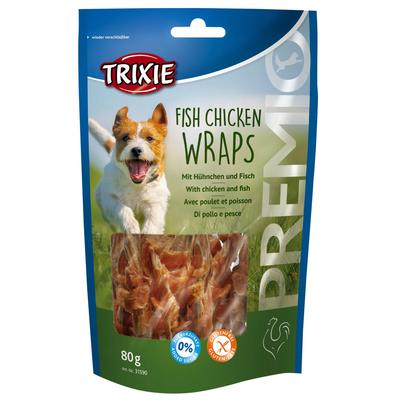Trixie Fish Chicken Wraps für Hunde
