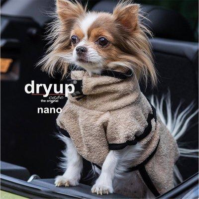 ActionFactory fit4dogs Dryup Cape Nano Trockenmantel für Hunde
