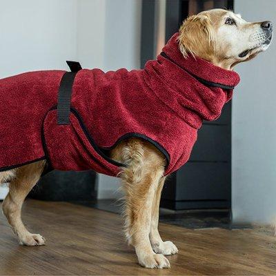 ActionFactory fit4dogs DryUp Cape Royal - Premium Trockenmantel für Hunde Preview Image