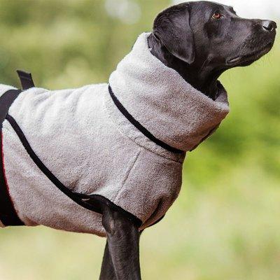 ActionFactory fit4dogs DryUp Cape Royal - Premium Trockenmantel für Hunde