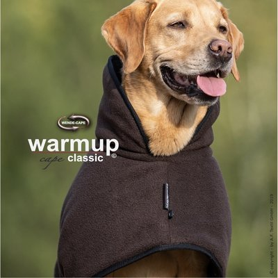 ActionFactory fit4dogs Warmup Cape Classic Hundemantel zum Wenden Preview Image