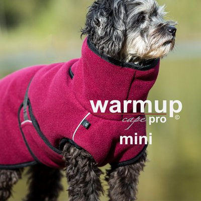 ActionFactory fit4dogs Warmup Cape Pro Mini Preview Image