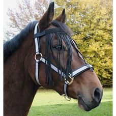 Kerbl Fliegenfransenband für Pferde