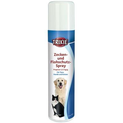 TRIXIE Flohschutz-Spray für Hunde und Katzen