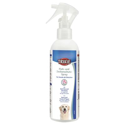 TRIXIE Flohschutz und Zeckenschutz-Spray für Hunde