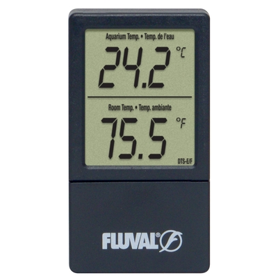 Fluval 2in1 Digitalthermometer