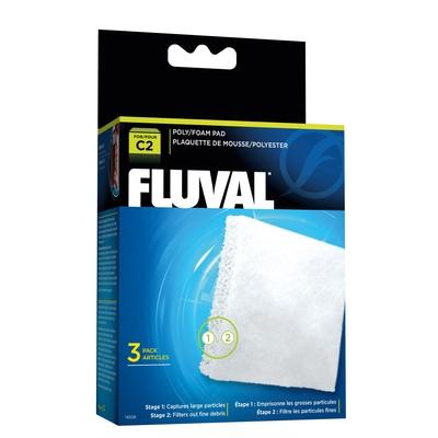 Fluval C Poly-/Schaumstoffeinsatz