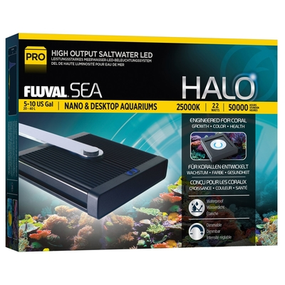Fluval Sea Halo Hochleistungs-Nano-LED-Lampe