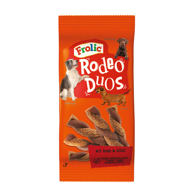 Frolic Rodeo Snack