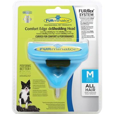 FURflex de Shedding für Hunde, Größe M - nur Kopf