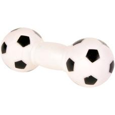 Trixie Fußball Hantel Hundespielzeug