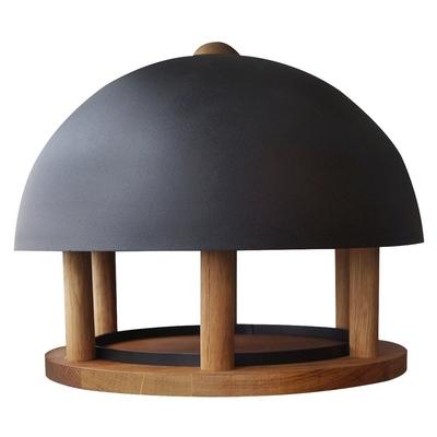 Garden Life Vogelhaus Dome Oak