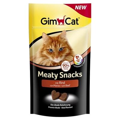 GimCat Meaty Snacks für Katzen Preview Image