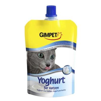 GimCat GimPet Yoghurt für Katzen Katzensnack
