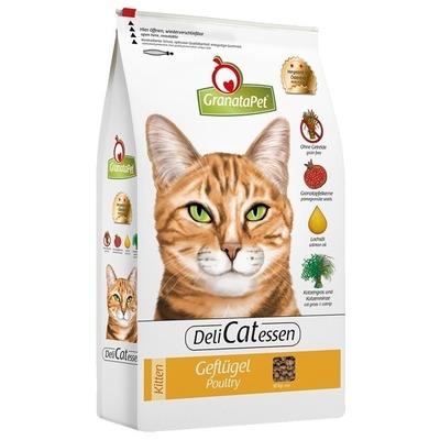 GranataPet DeliCatessen Geflügel Kitten, 10kg
