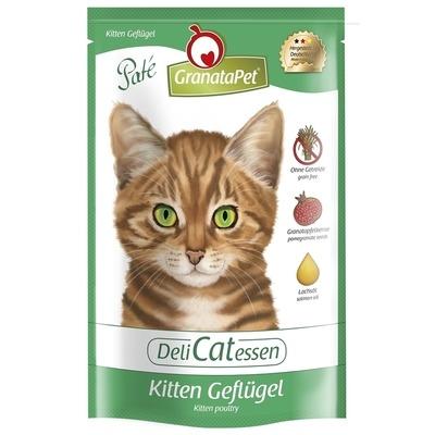 Granatapet DeliCatessen Kitten Geflügel PUR, Geflügel PUR 12x85g