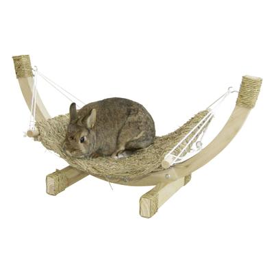 Kerbl Grashängematte SIESTA für Kaninchen und Meerschweinchen