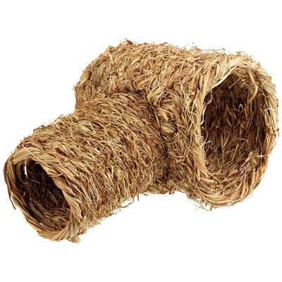 Kerbl Grasröhre 2-teilig für Kleintiere