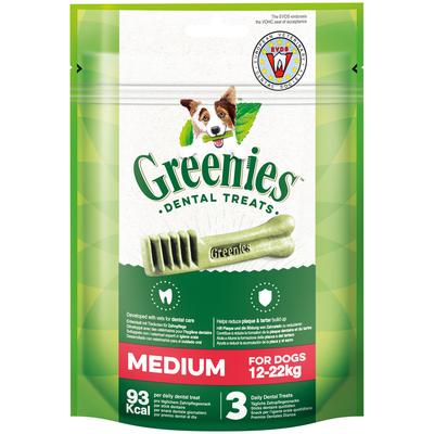 Greenies Zahnpflegesnacks für Hunde, Medium