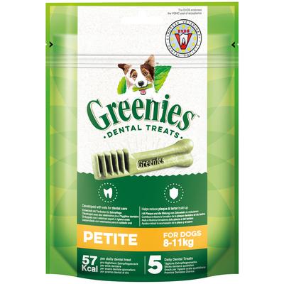 Greenies Zahnpflegesnacks für Hunde, Petite