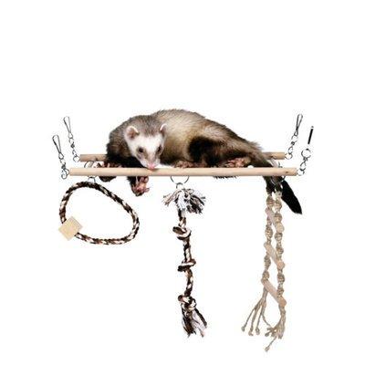 TRIXIE Hängebrücke für Frettchen, Ratten, Chinchillas Preview Image