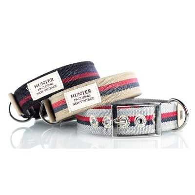 Hunter Halsband New Orleans Stripes Baumwolle