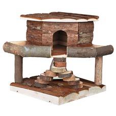 TRIXIE Hamsterhaus aus Holz Ida