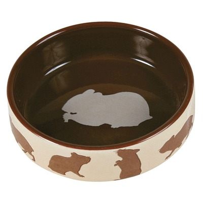 TRIXIE Hamsternapf aus Keramik mit Motiv Preview Image