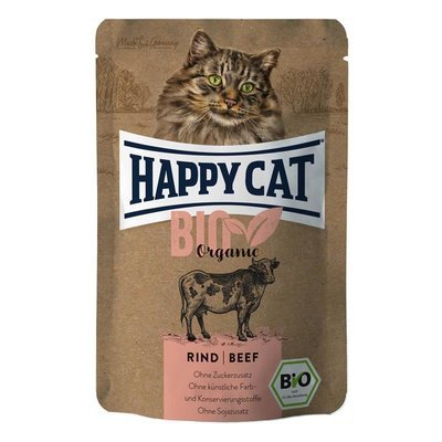 Happy Cat Bio Pouch Nassfutter