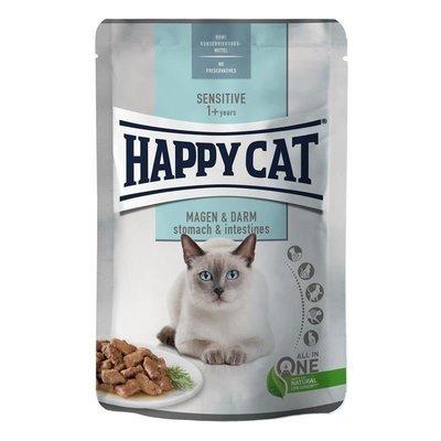 Happy Cat Katzenfutter Pouches Sensitive