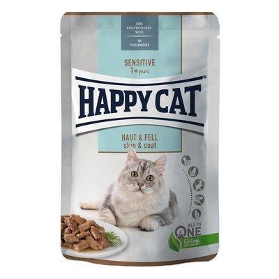 Happy Cat Katzenfutter Pouches Sensitive Preview Image