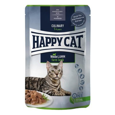 Happy Cat Nassfutter Pouches Culinary