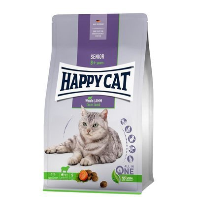 Happy Cat Senior Weide Lamm