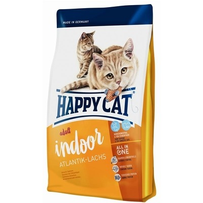 Happy Cat Supreme Indoor Atlantik-Lachs