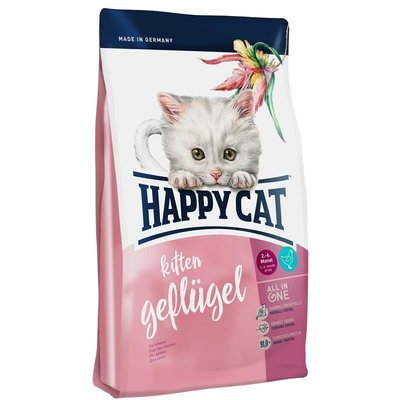 Happy Cat Supreme Kitten Geflügel
