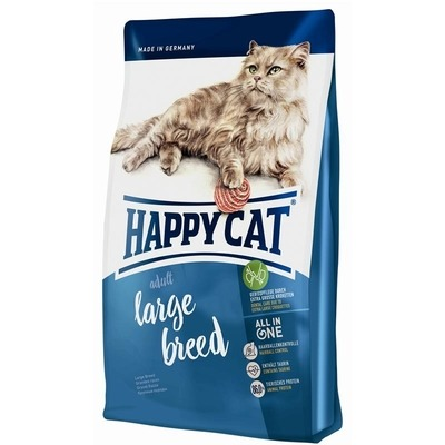 Happy Cat Supreme Large Breed Katzenfutter, 1,4 kg