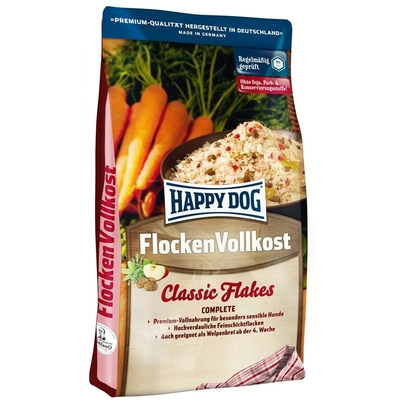 Happy Dog FlockenVollkost Classic Flakes