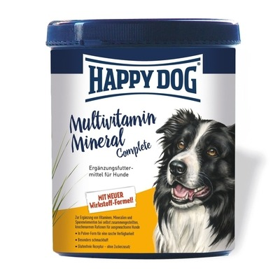 Happy Dog Multivitamin Mineral Complete - Futterergänzung