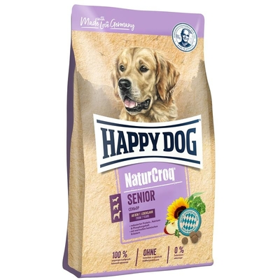 Happy Dog Naturcroq Senior, 15 kg